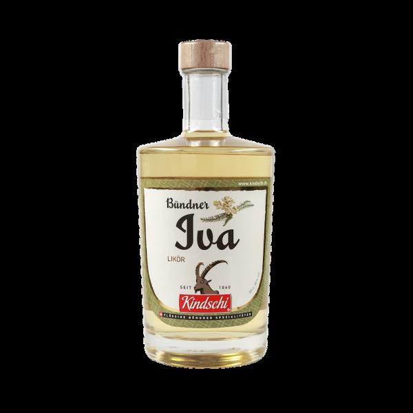 Kindschi Bündner Iva (Runde Flasche)